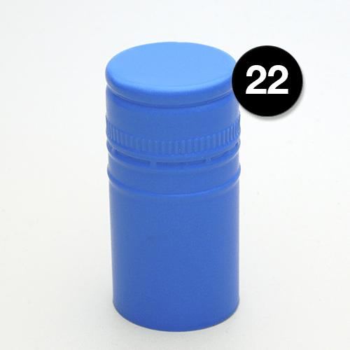 cápsula de aluminio color 23